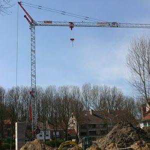 bouwkraan te koop