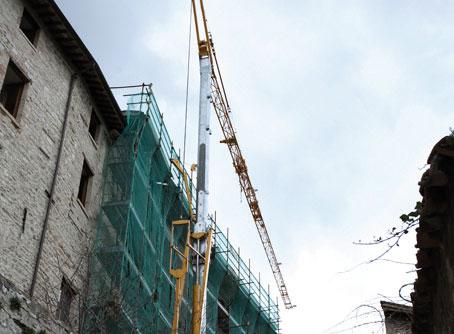 bouwkraan te huur